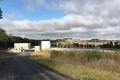 Le poste source du Lauragais, près de Clarède